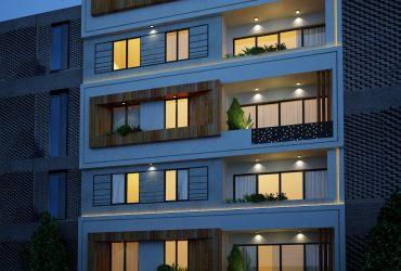 فروش ۱۰ واحد آپارتمان ۱۴۰و۱۱۰ بلوار امام هادی