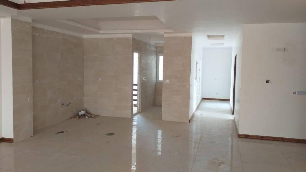 فروش آپارتمان صفر ۳۰۰ متری بر اصلی المهدی