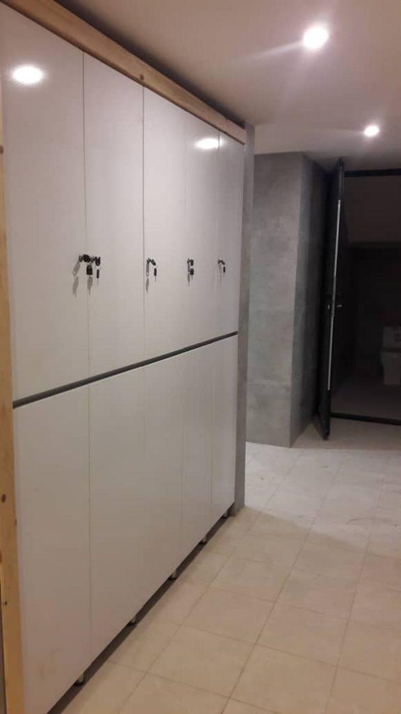 فروش آپارتمان صفر ۴۰۰ متری بلوار فرح آباد گلستان ۲