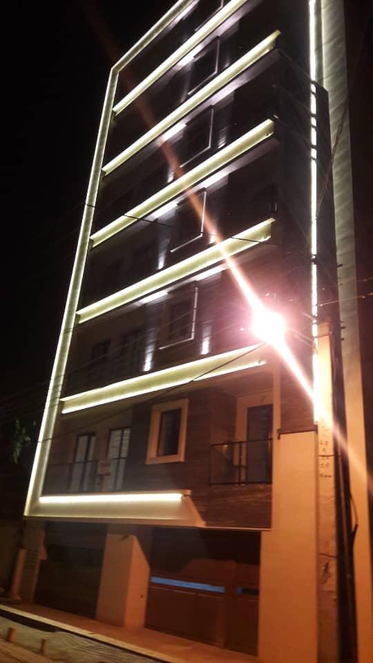 فروش آپارتمان نوساز ۱۶۰ متری دانش ۱۵
