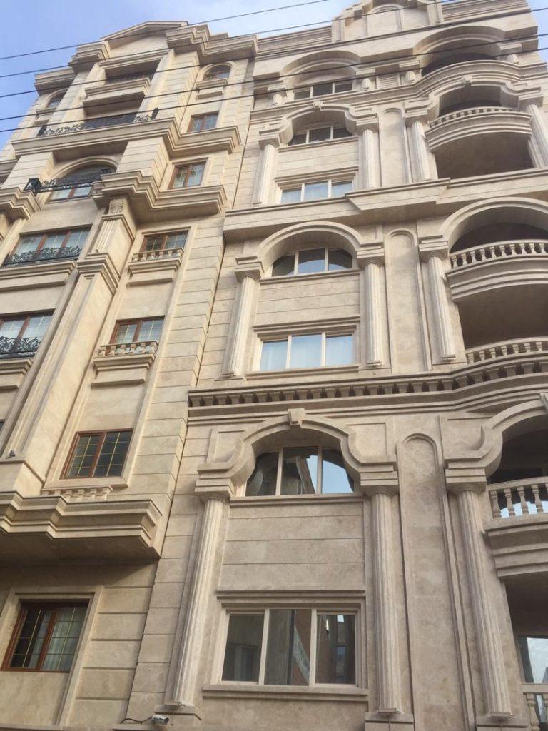 فروش آپارتمان نوساز ۲۲۰ متری خیابان بعثت