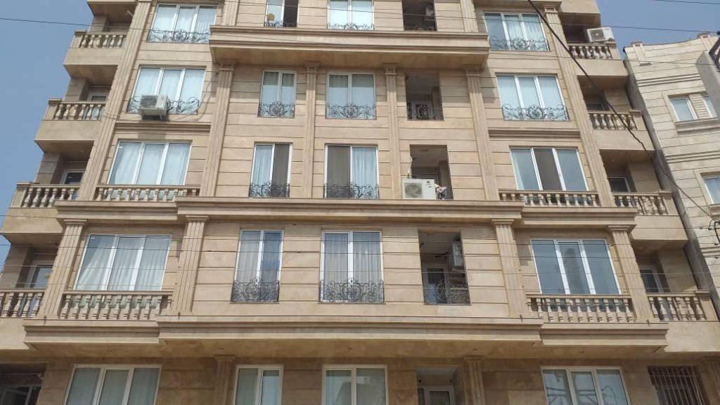 فروش آپارتمان صفر ۹۲ متری کمربندی شرقی کوی رجایی