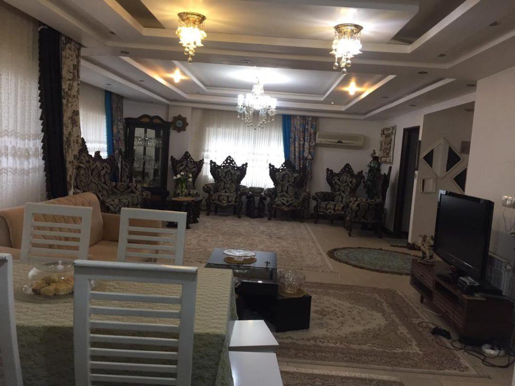 فروش آپارتمان ۱۴۷ متری بلوار فرح آباد سیدالشهدا
