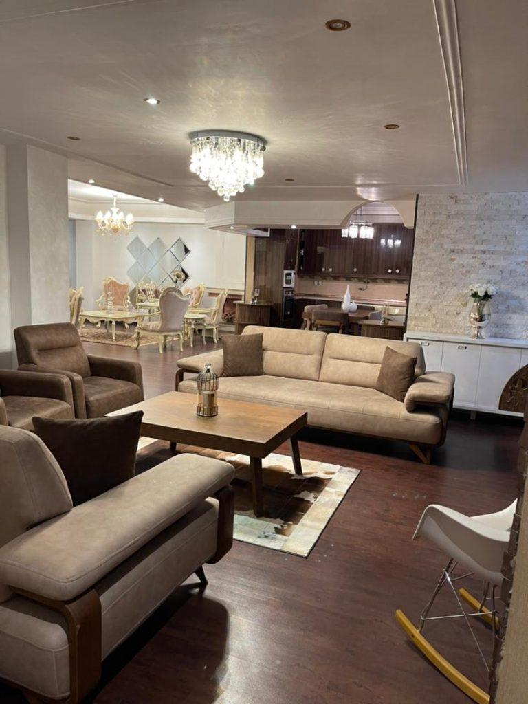فروش آپارتمان ۱۵۵ متری طبرستان کوچه میوه چین