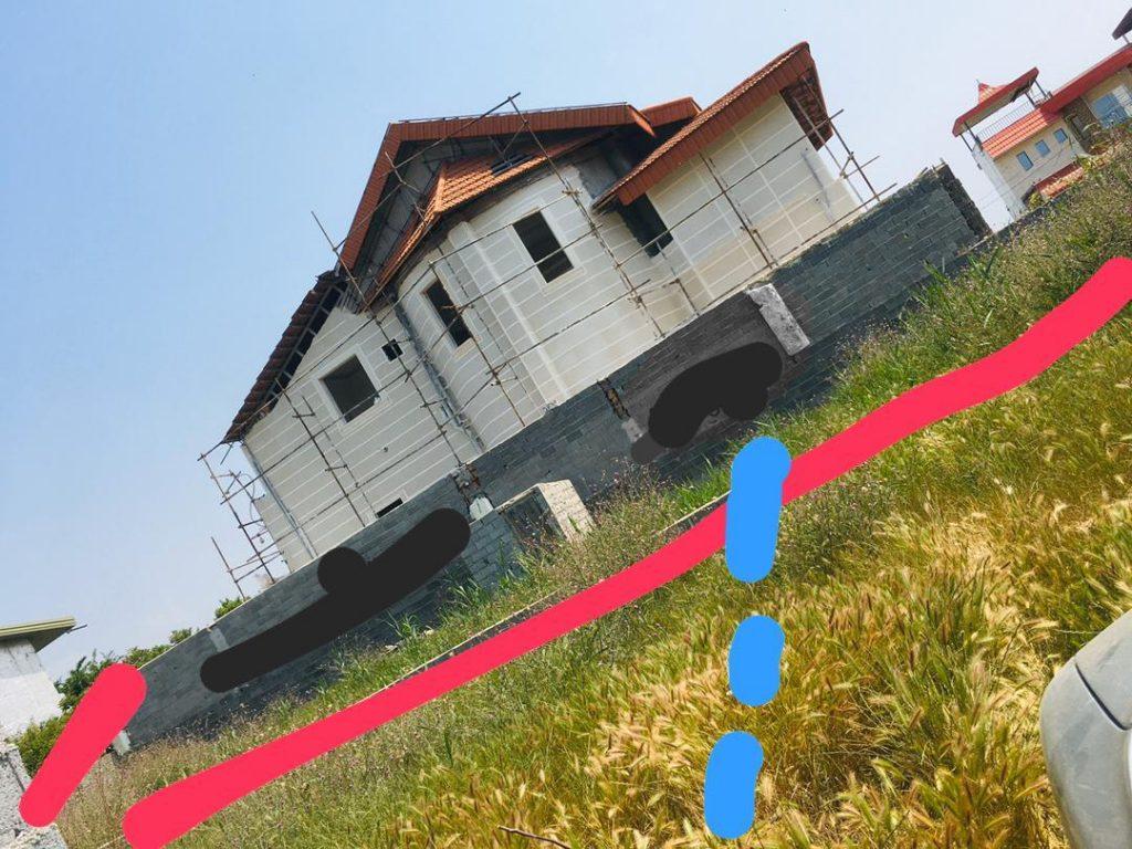 فروش زمین مسکونی ۲۳۴ متری جاده پلاژ کوچه بنفشه