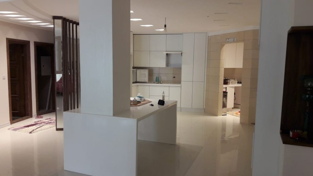 فروش آپارتمان ۳۳۰ متری خیابان شهابی المهدی